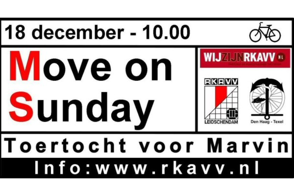 Move On Sunday voor Marvin